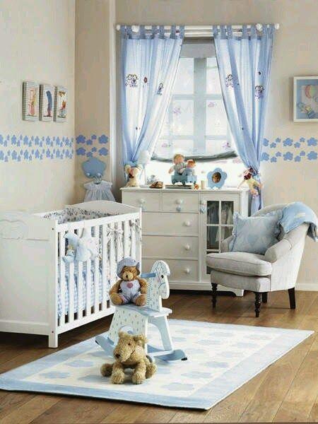 Ideas para la decoración del dormitorio de bebé