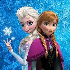 Adornos para cumpleaños: Banderolas de Frozen