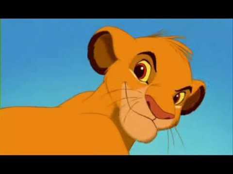 Canción » Yo voy a ser Rey León»