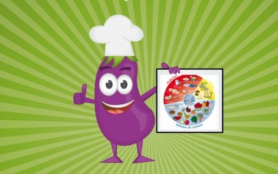 Requerimientos nutricionales y alimentación equilibrada en niños