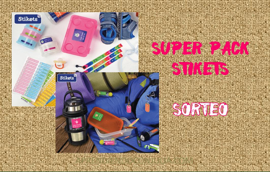 Etiquetas identificativas, chapas y pulseras para niños. SORTEO.