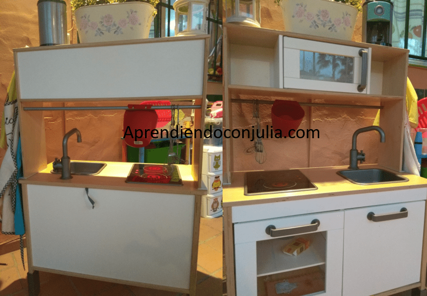 Cocinita de ikea duktig pegatinas para imprimir y decorar la cocina gratis aprendiendo con julia - Pegatinas para cocinas ...