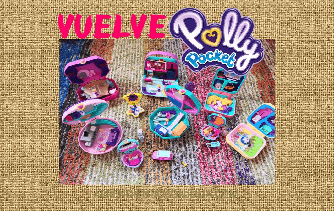 Vuelven las Polly Pocket!!!