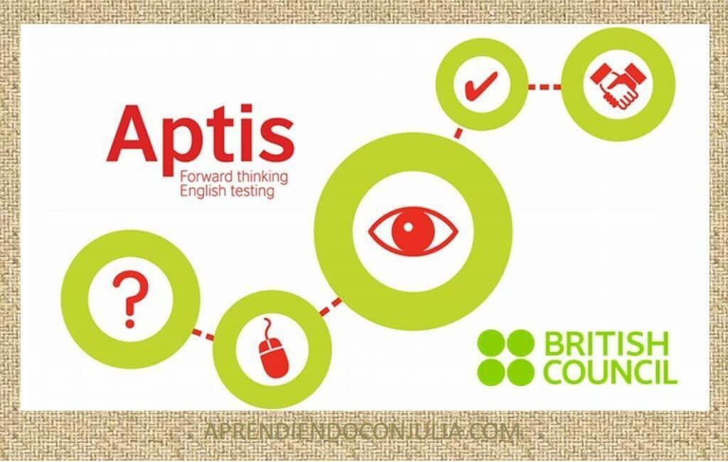 CERTIFICADO APTIS BRITISH COUNCIL